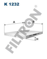 Фильтр салона Filtron K1232