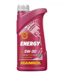 Моторное масло Mannol 7511 Energy 5W-30 (1 л.) 7016
