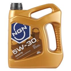 Моторное масло NGN Agate 5W-30 (4 л.) V172085324