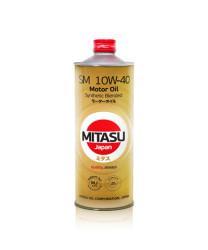 Моторное масло Mitasu Motor Oil 10W-40 (1 л.) MJ1221