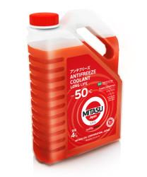 Охлаждающая жидкость Mitasu Red LLC (4 л.) MJ6514