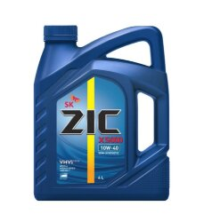 Моторное масло ZIC X5000 10W-40 (4 л.) 162658