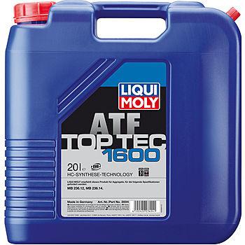 Трансмиссионное масло Liqui Moly Top Tec ATF 1600 (20 л.) 3694