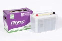 Аккумулятор Furukawa Battery FB9000 92Ah 870A 304x171x225 п.п. (+-) 125D31R
