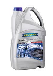 Трансмиссионное масло Ravenol Fluid DCT/DSG (4 л.) 1212106-004-01-999