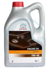 Моторное масло Toyota Engine Oil 5W-40 (5 л.) 08880-80375GO