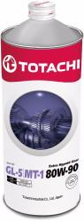 Трансмиссионное масло Totachi Extra Hypoid Gear 80W-90 (1 л.) 4562374691957