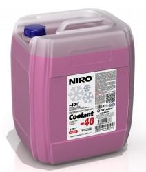 Охлаждающая жидкость Totachi Niro Coolant -40C (10 л.) 4589904526886