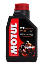 Масло двухтактное Motul 710 2T (1 л.) 106607