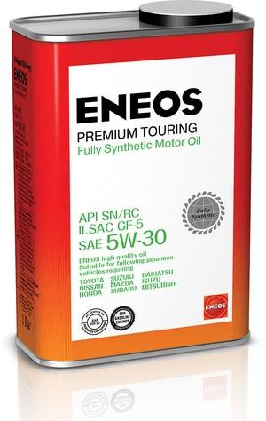 Моторное масло Eneos Premium Touring SN 5W-30 (1 л.) 8809478942193