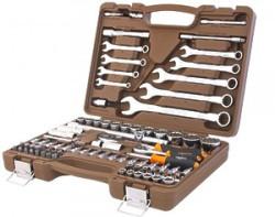 Набор инструмента Ombra 1/4, 1/2DR, 82 предмета OMT82S12