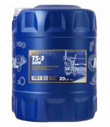 Моторное масло Mannol TS-3 SHPD 10W-40 (20 л.) 1255