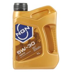 Моторное масло NGN Agate 5W-30 (1 л.) V172085627