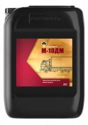 Моторное масло Rosneft М-10ДМ SAE 30 (20 л.) 8889