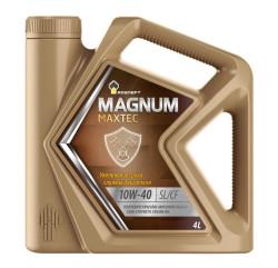 Моторное масло Rosneft Magnum Maxtec 10W-40 (4 л.) 40814742