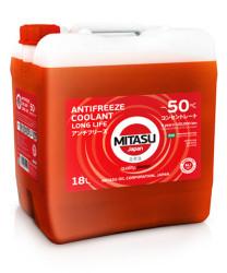 Охлаждающая жидкость Mitasu Red LLC (18 л.) MJ65118