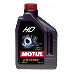 Трансмиссионное масло Motul HD 80W-90 (2 л.) 100103