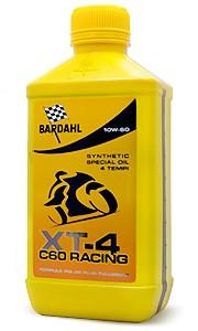 Масло четырехтактное Bardahl XT-4 C60 Racing 10W-60 (1 л.) 347039