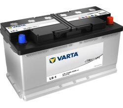 Аккумулятор Varta Стандарт 100Ah 820A 353x175x190 о.п. (-+) 600300082