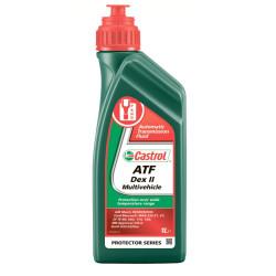 Трансмиссионное масло Castrol ATF Dex II Multivehicle (1 л.) 157F42