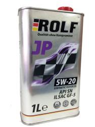 Моторное масло Rolf JP 5W-20 (1 л.) 322273