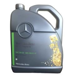 Моторное масло Mercedes 228.51 LT 5W-30 (5 л.) A000989700213BDER