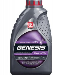 Моторное масло Лукойл Genesis Advanced 10W-40 (1 л.) 1632649