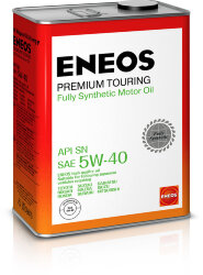 Моторное масло Eneos Premium Touring SN 5W-40 (4 л.) 8809478942162