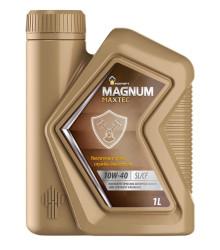 Моторное масло Rosneft Magnum Maxtec 10W-40 (1 л.) 40814732