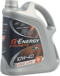 Моторное масло G-Energy Synthetic Long Life 10W-40 (4 л.) 253142395