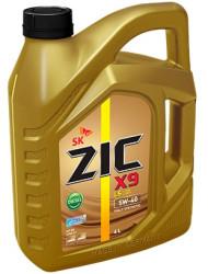 Моторное масло ZIC X9 LS Diesel 5W-40 (4 л.) 162904