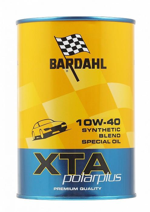 Моторное масло Bardahl XTA Polarplus 10W-40 (1 л.) 305040