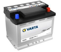 Аккумулятор Varta Стандарт 60Ah 520A 242x175x190 о.п. (-+) 560300052