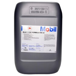 Моторное масло Mobil 1 ESP Formula 5W-30 (20 л.) 154303
