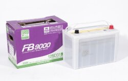 Аккумулятор Furukawa Battery FB9000 92Ah 870A 304x171x225 о.п. (-+) 125D31L