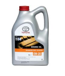 Моторное масло Toyota Advanced Fuel Economy 0W-20 (5 л.) 08880-83265GO