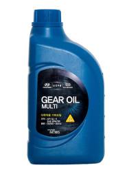 Трансмиссионное масло Hyundai (Kia) Gear Oil Multi GL-5 80W-90 (1 л.) 02200-00110