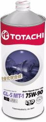 Трансмиссионное масло Totachi Extra Hypoid Gear LSD 75W-90 (1 л.) 4562374691919