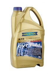 Трансмиссионное масло Ravenol CVT Fluid (4 л.) 1211110004