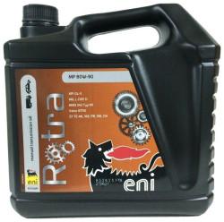 Трансмиссионное масло Eni-Agip Rotra MP 80W-90 (4 л.) 8423178013207