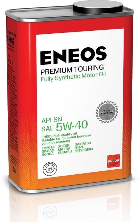 Моторное масло Eneos Premium Touring SN 5W-40 (1 л.) 8809478942148