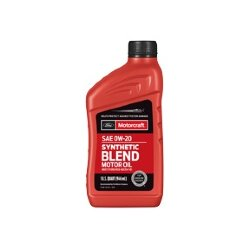Моторное масло Ford Motorcraft 0W-20 Synthetic Blend (1 л.) XO-0W20-Q1SP