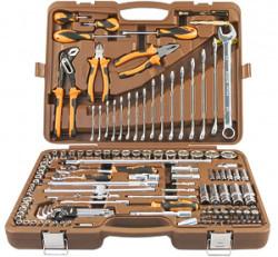 Набор инструмента Ombra 1/4, 1/2DR, 143 предмета OMT143SL