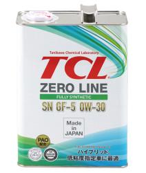 Моторное масло TCL Zero Line 0W-30 (4 л.) Z0040030