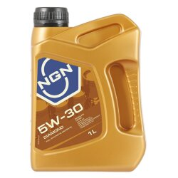 Моторное масло NGN Diamond 5W-30 (1 л.) V172085628