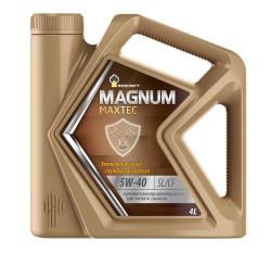 Моторное масло Rosneft Magnum Maxtec 5W-40 (4 л.) 40814642