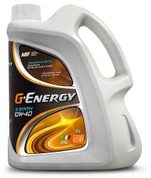Моторное масло G-Energy S Synth 10W-40 (5 л.) 253142064