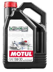 Моторное масло Motul LPG-CNG 5W-30 (4 л.) 110665
