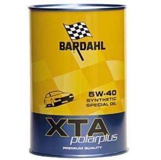 Моторное масло Bardahl XTA Polarplus 5W-40 (1 л.) 304040