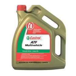 Трансмиссионное масло Castrol ATF Multivehicle (5 л.) 154F32